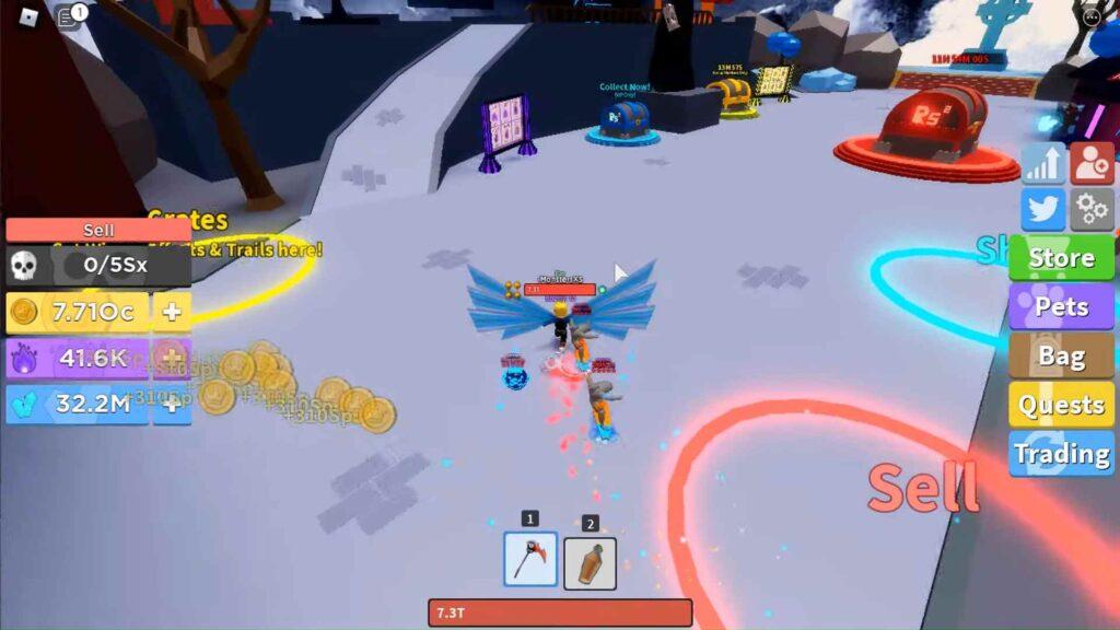 Roblox Reaper Simulator 2 Gameplay