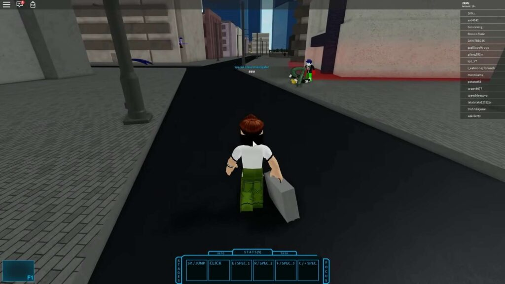 Roblox Ro Ghoul Gameplay