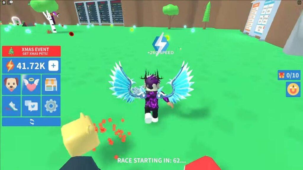 Roblox Speed Run Simulator Gameplay