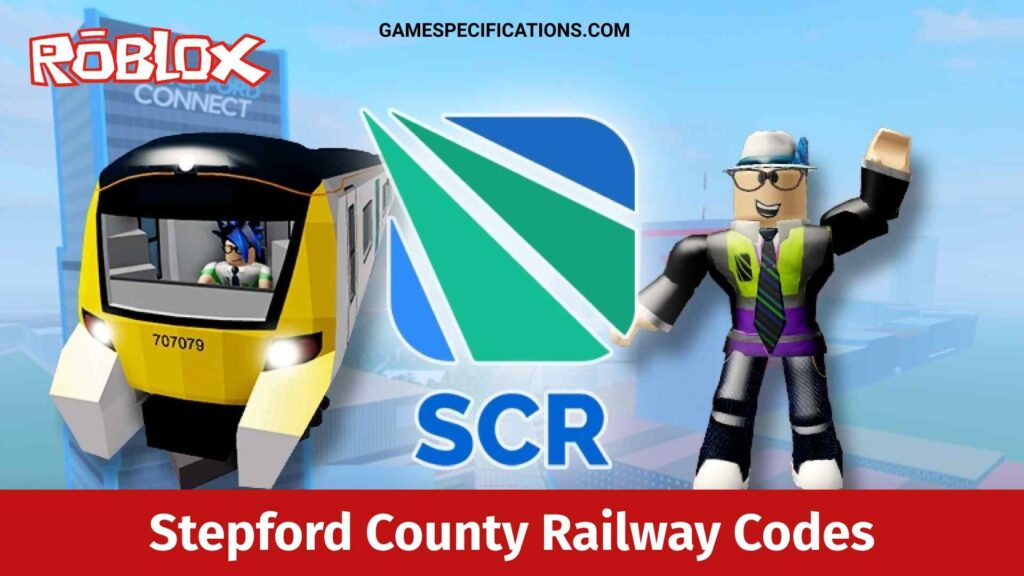 Roblox Stepford County Railway Codes