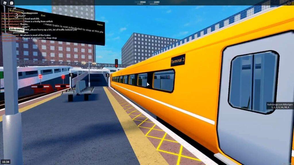 Roblox Stepford County Railway Gameplay