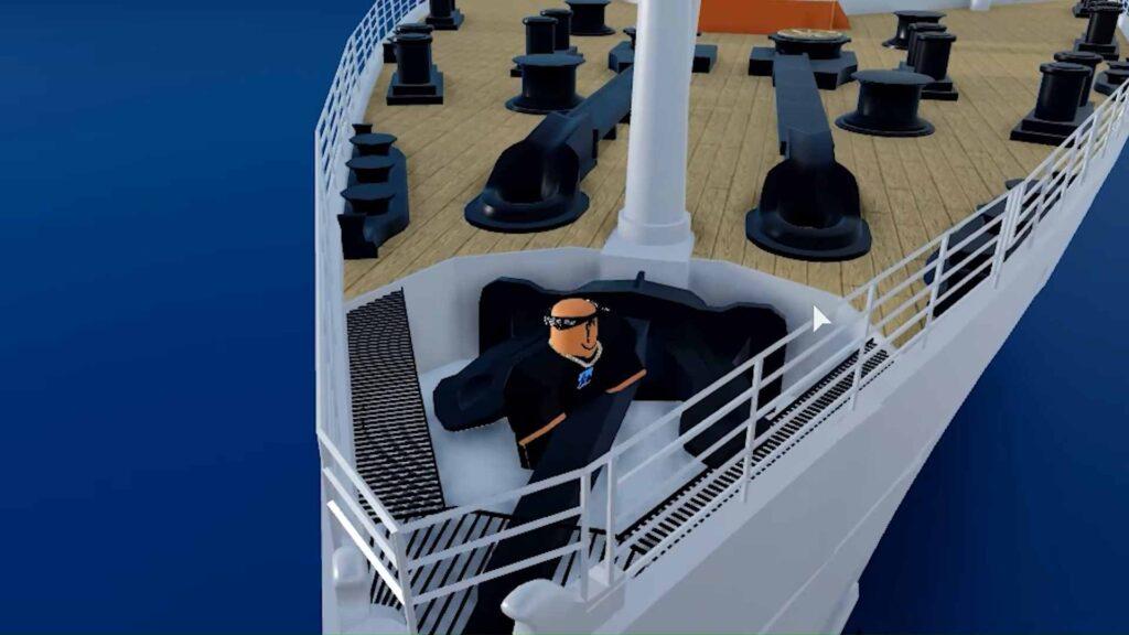 Roblox Titanic Gameplay