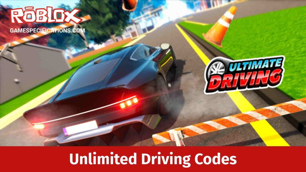 Roblox Unlimited Driving Westover Islands Codes