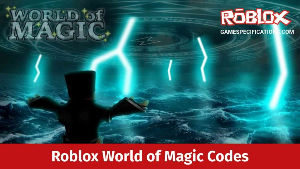 Roblox World of Magic Codes