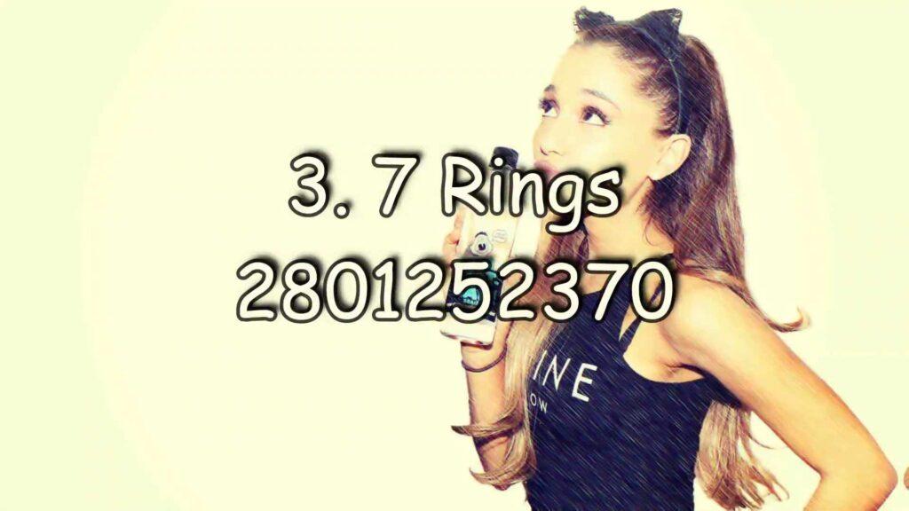 Ariana Grande Roblox ID