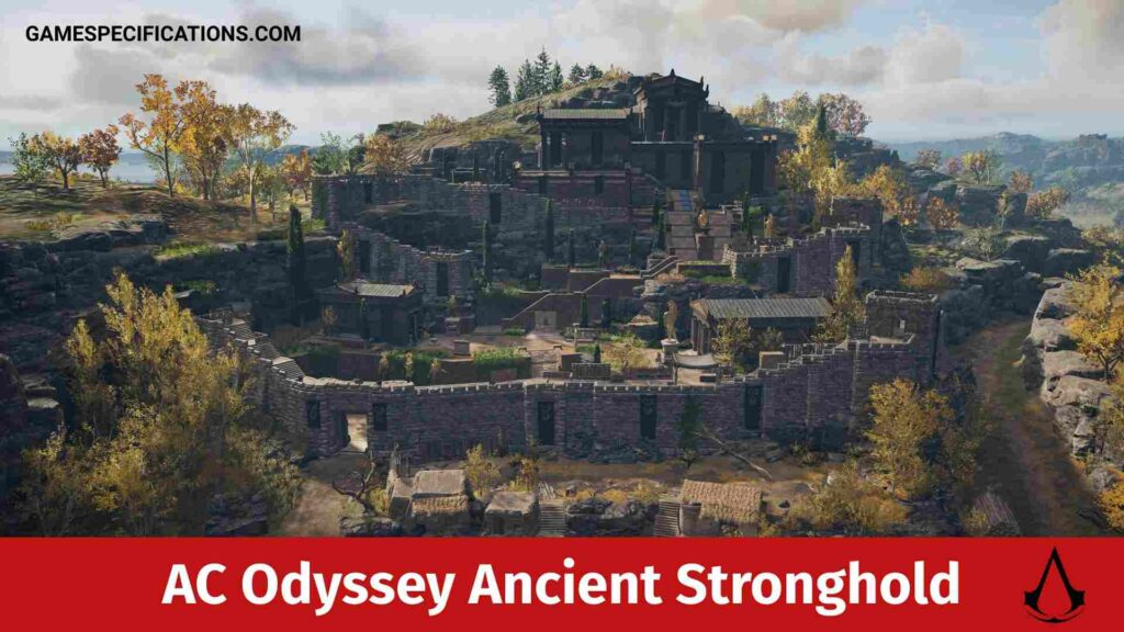 Assassin's Creed Odyssey Ancient Stronghold