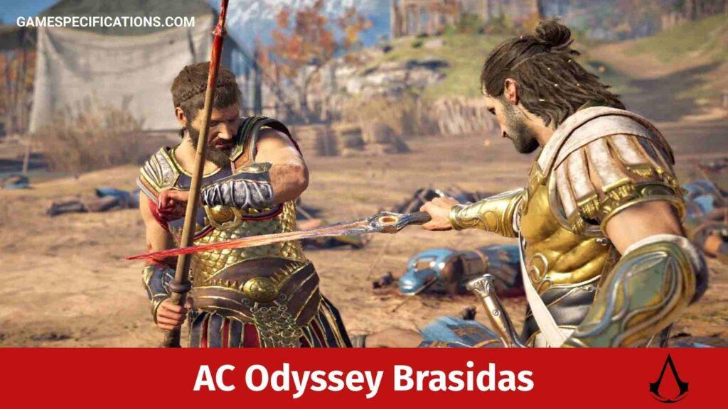 Assassin's Creed Odyssey Brasidas