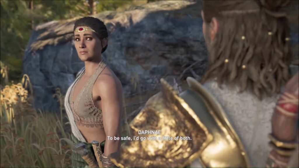 Assassin's Creed Odyssey Daughters of Artemis Quest