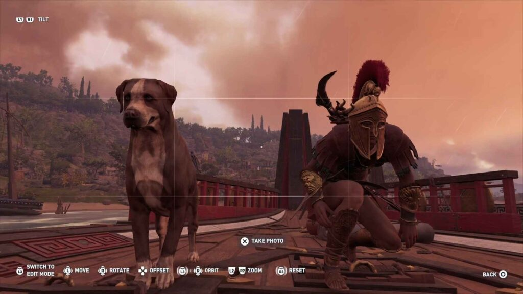 Assassin's Creed Odyssey Hound Docked Dog Riddle
