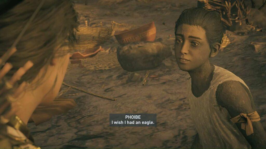 AC Odyssey Phoibe Look