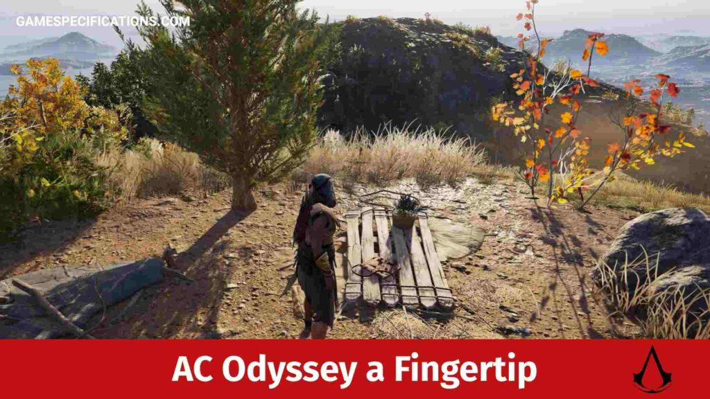 Assassin's Creed Odyssey a Fingertip