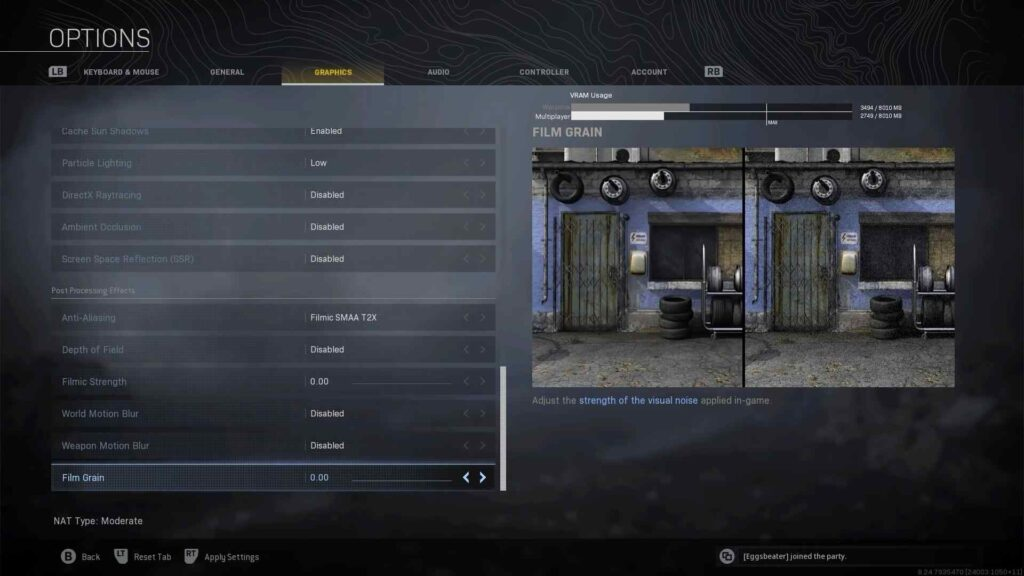 Best COD Warzone Video Settings