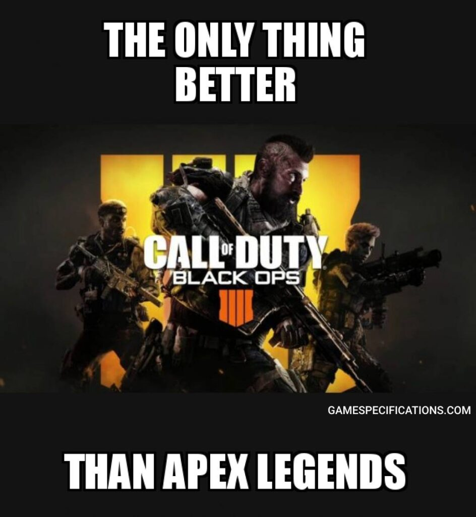 Better than apex meme