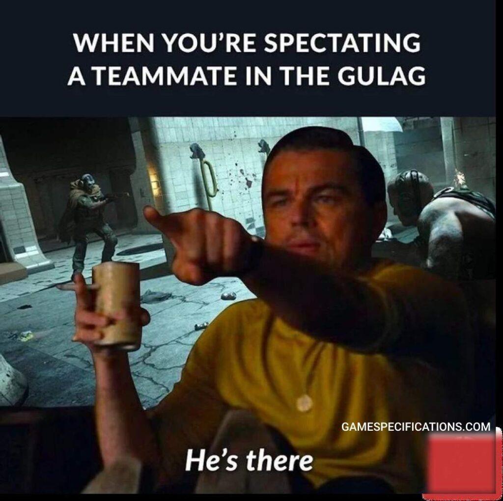 Warzone Meme Gulag