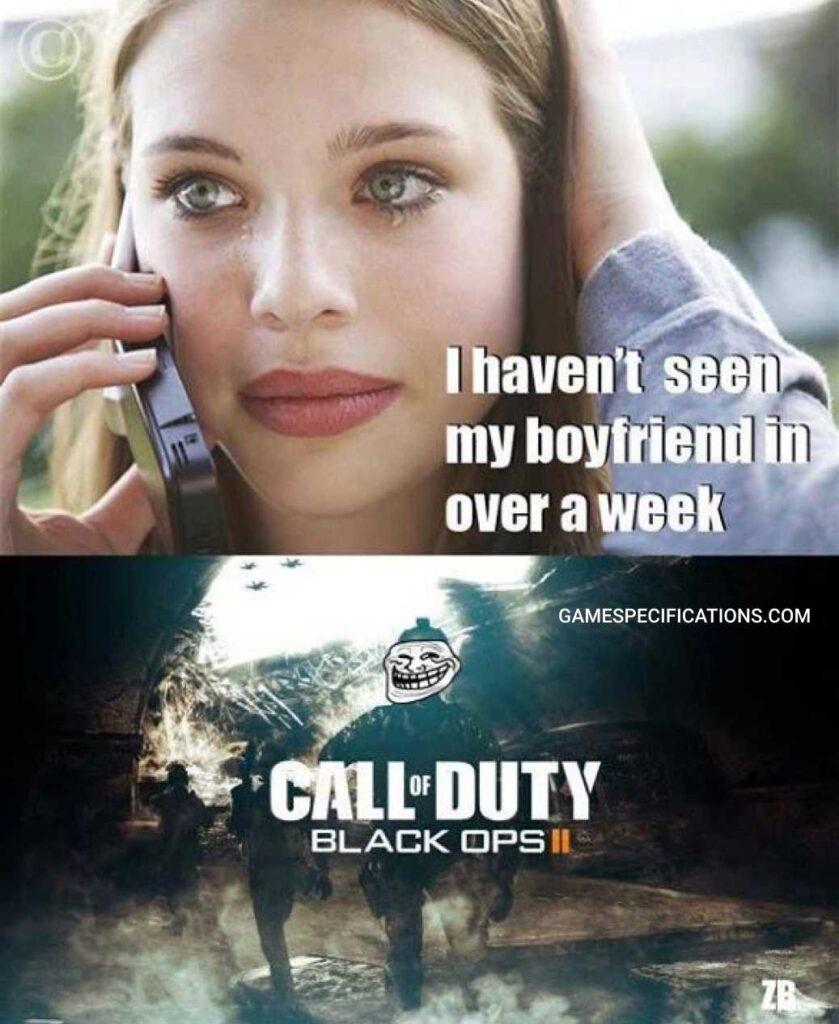 Cod Warzone Meme Pride