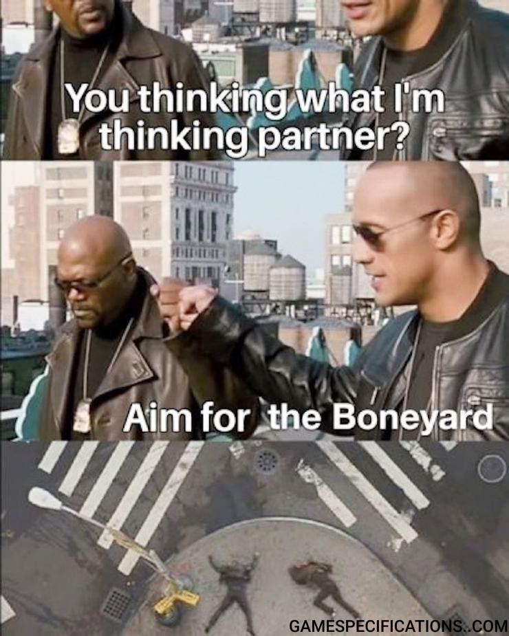 Warzone Meme Boneyard