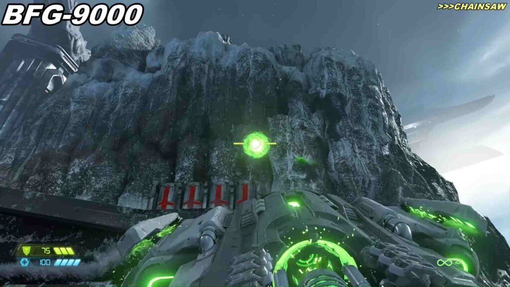 Doom Eternal BFG 9000