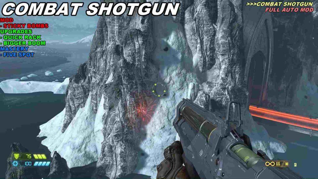 Doom Eternal Combat Shotgun