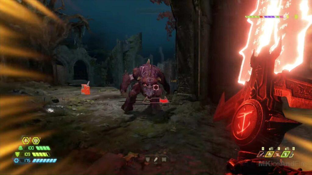 Doom Eternal Crucible Sword Gameplay