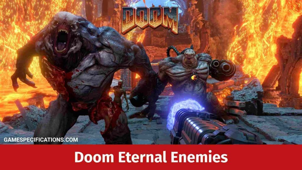 Doom Eternal Enemies