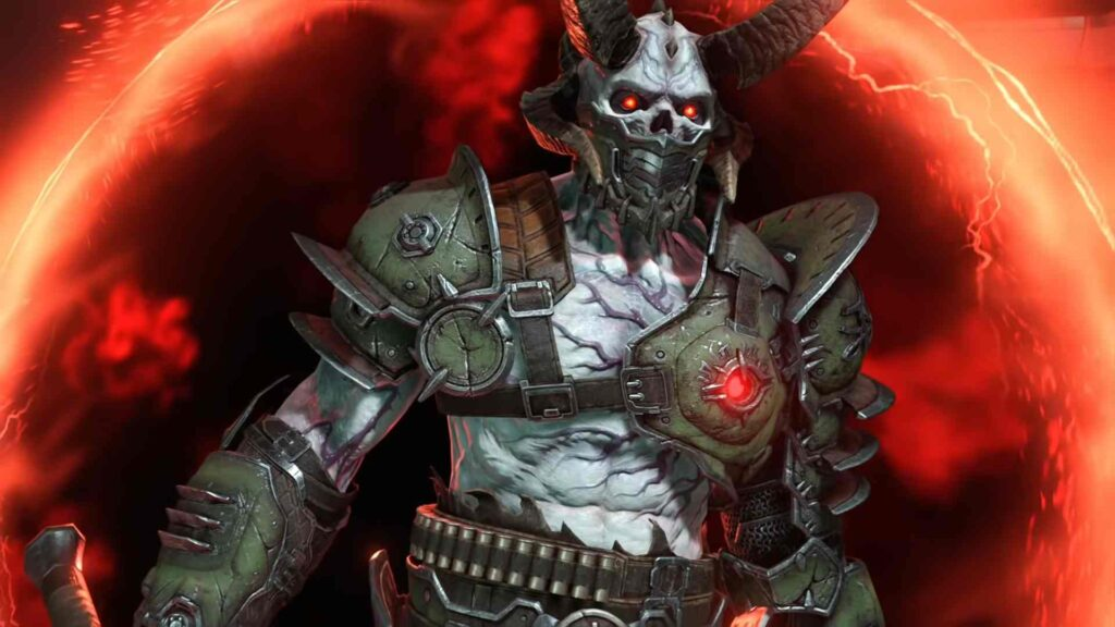 Doom Eternal Enemy Marauders