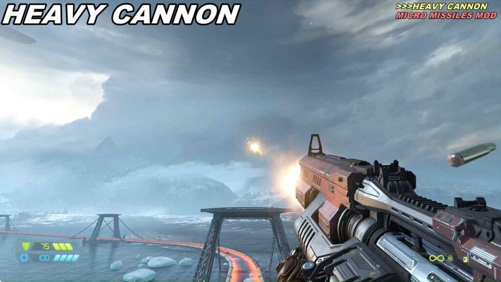 Doom Eternal Heavy Cannon