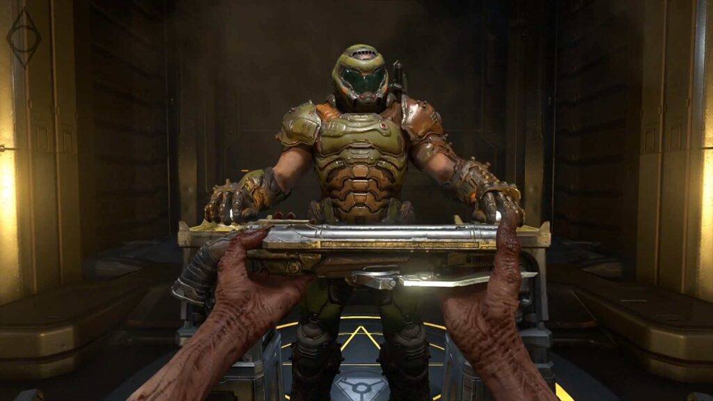 Doom Eternal Weapon Meat Hook
