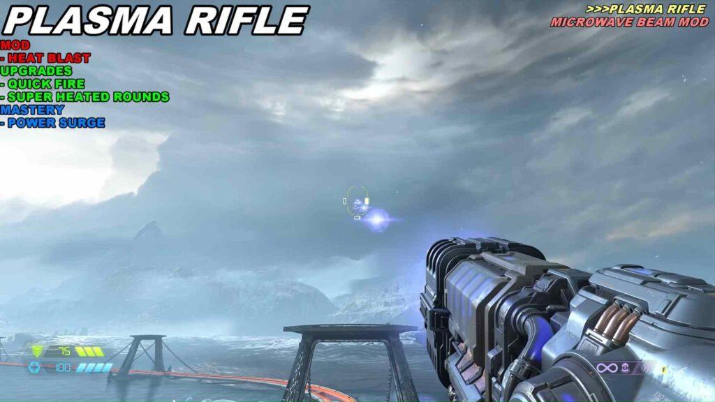 Doom Eternal Plasma Rifle