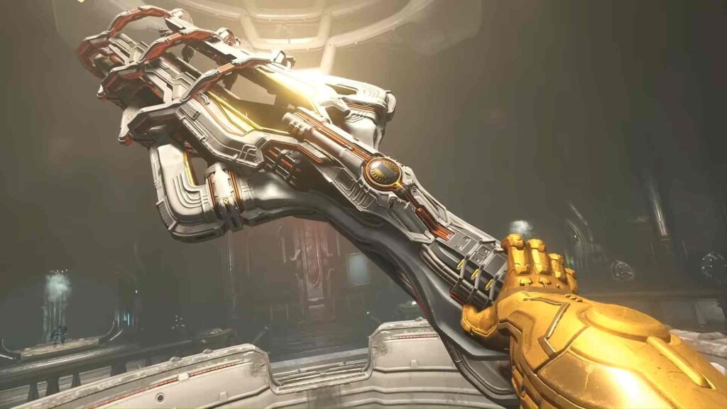 Doom Eternal Weapons Unmaykr