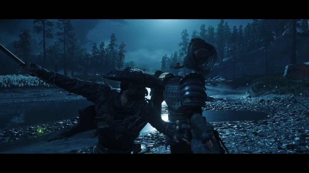 Ghost of Tsushima Stealth Kills