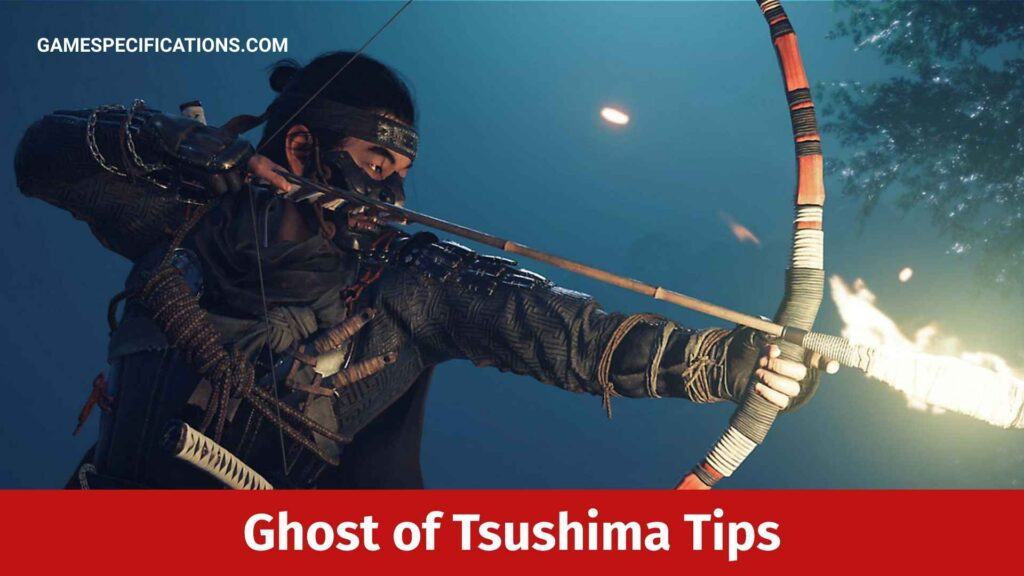 Ghost of Tsushima Tips