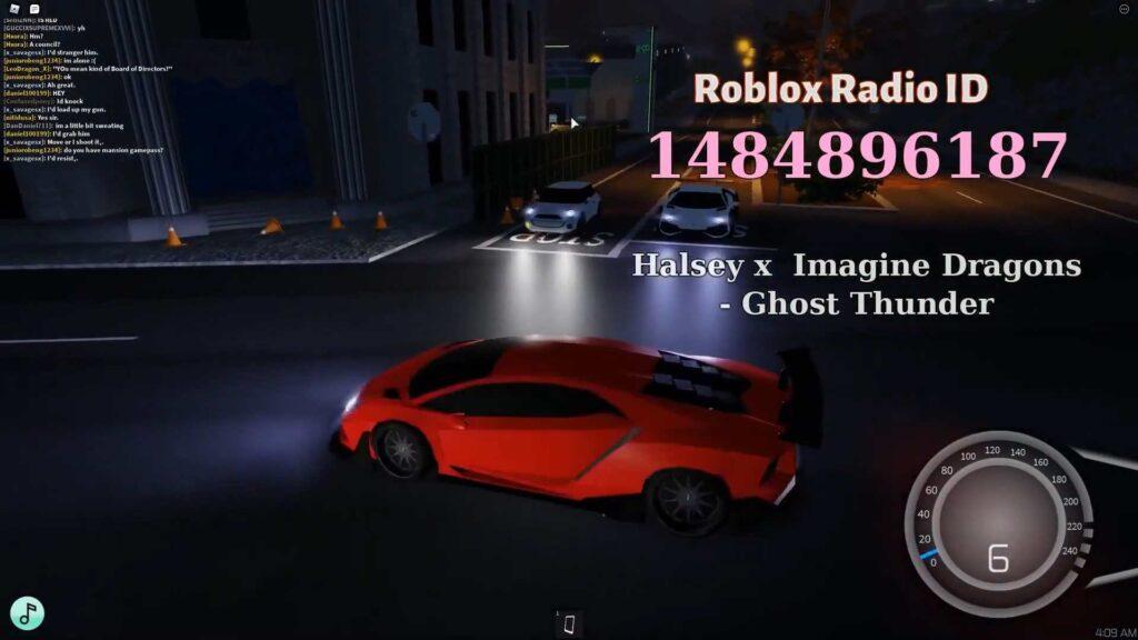 Imagine Dragons Roblox ID