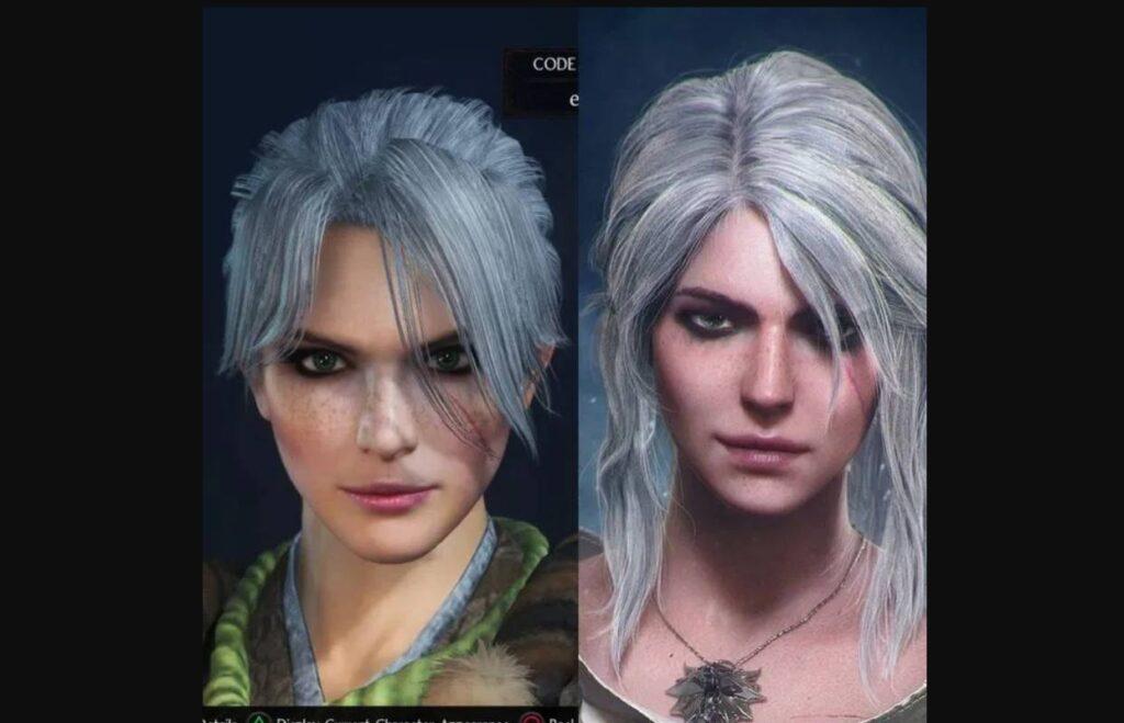 Nioh 2 Character Creation Ciri Codes