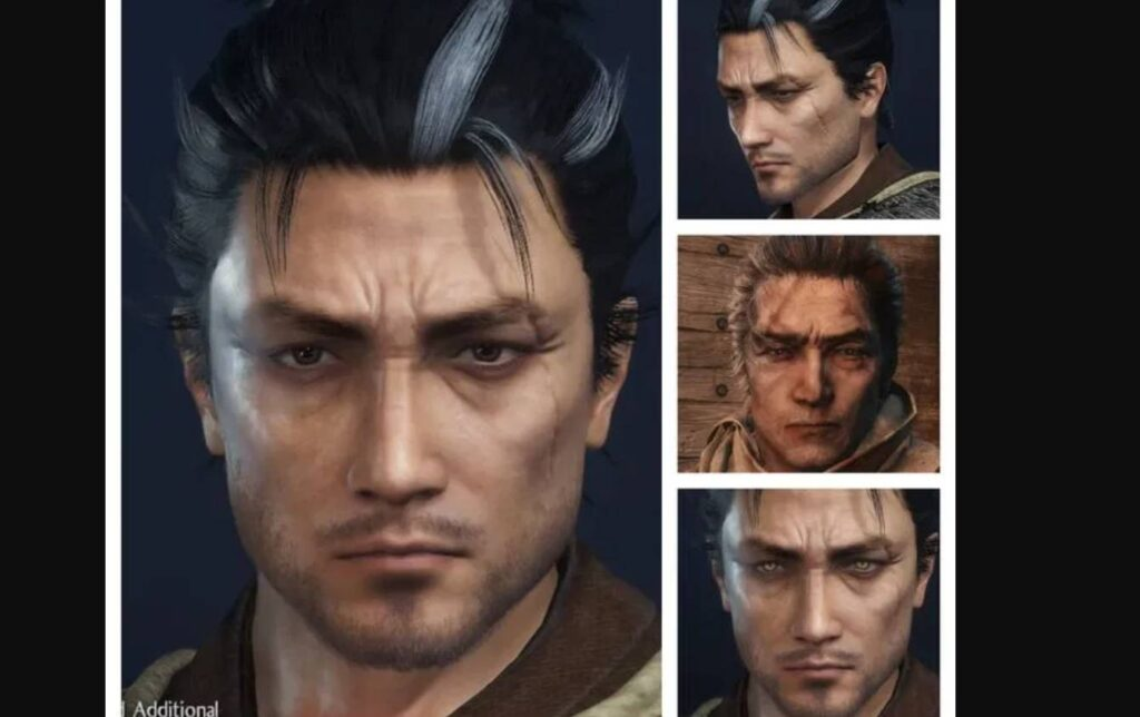 Nioh 2 Character Creation Sekiro Codes