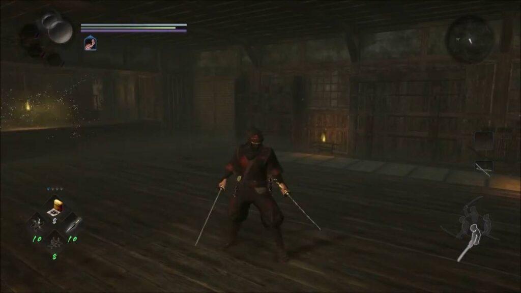 Nioh 2 Dual Sword Weapon