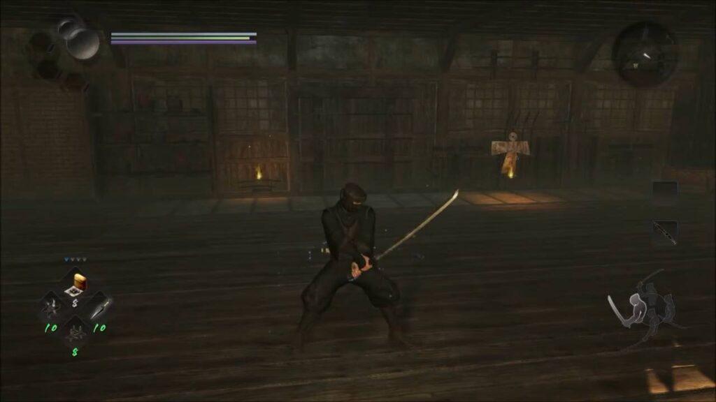 Nioh 2 Sword Weapon