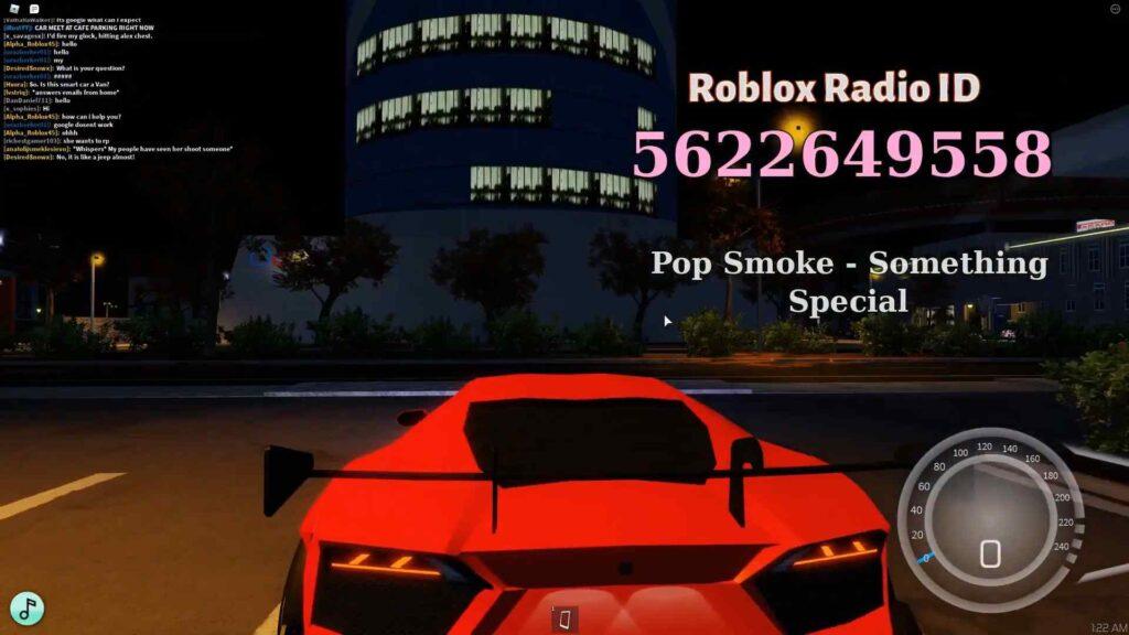 Pop Smoke Roblox ID