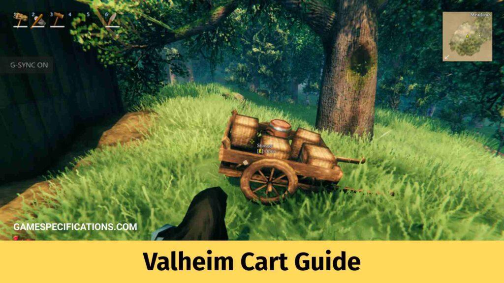 Valheim Cart