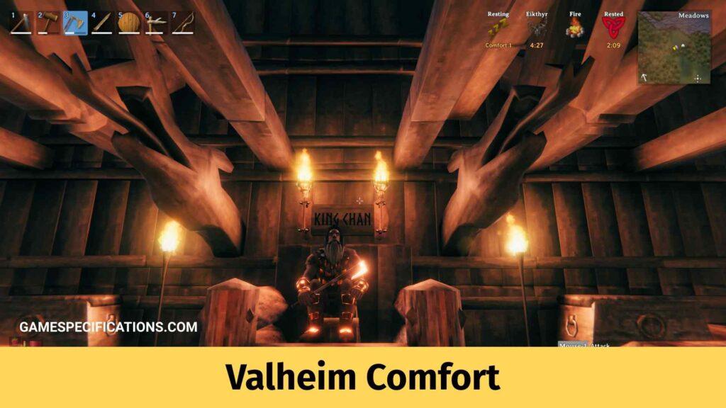 Valheim Comfort
