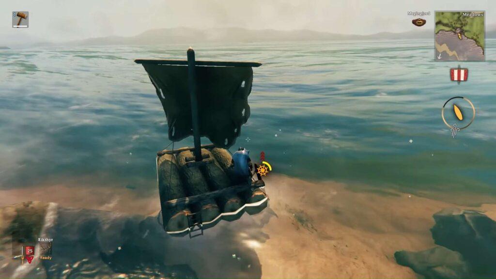Valheim Raft Boats