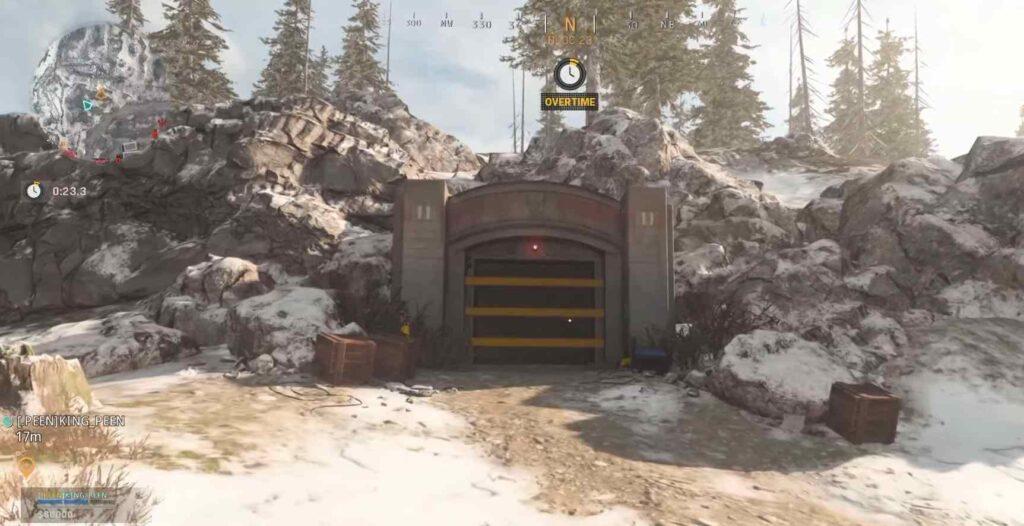 Warzone Bunker Look