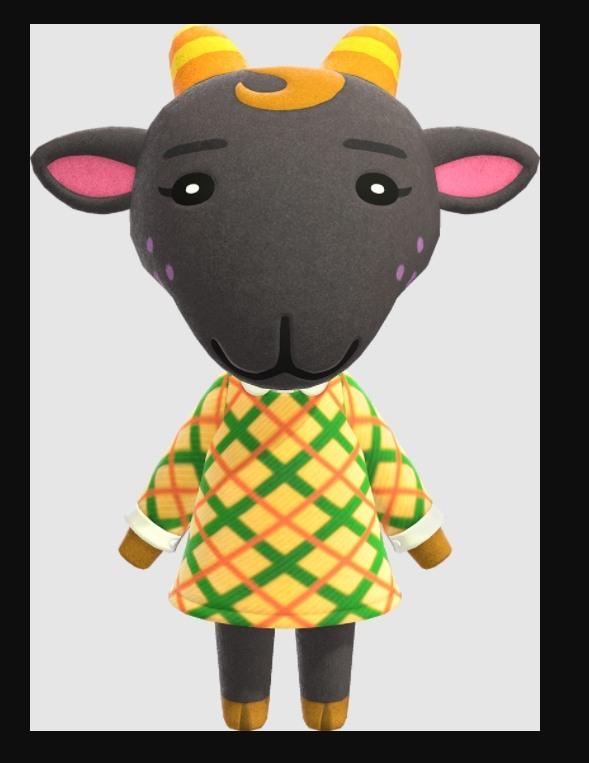 Animal Crossing Nan
