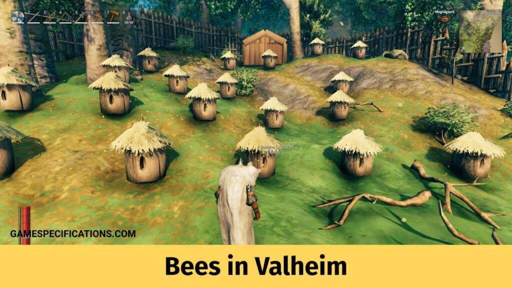 Bees in Valheim
