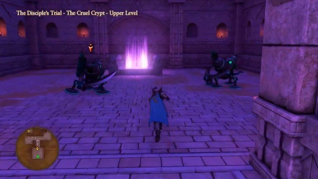 Dragon Quest 11 Lumen Essence Guide