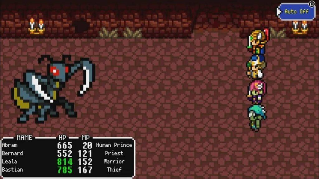 Dragon Sinker: Descendents of Legends
