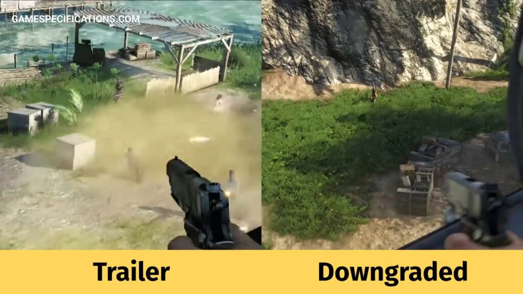 Far Cry 3 Downgrade
