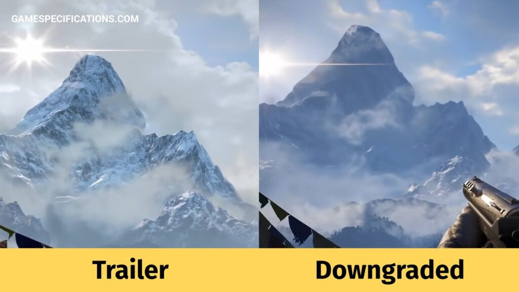 Far Cry 4 Downgrade