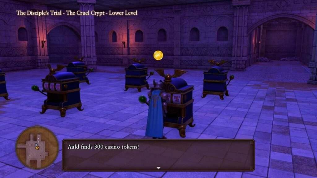 Finding Dragon Quest 11 Lumen Essence