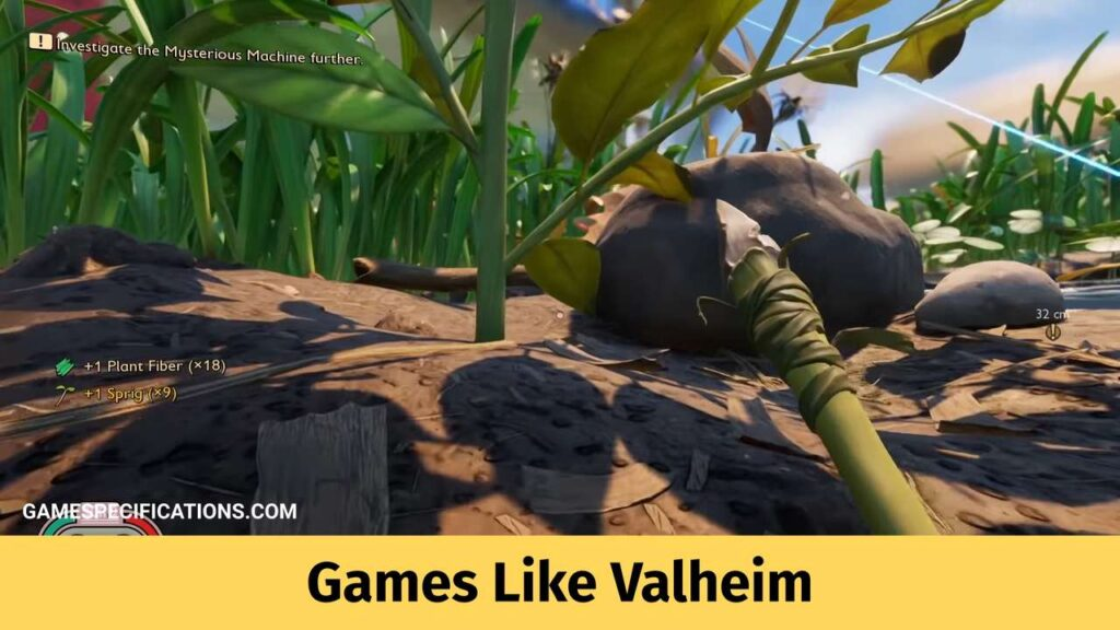 Games Like Valheim
