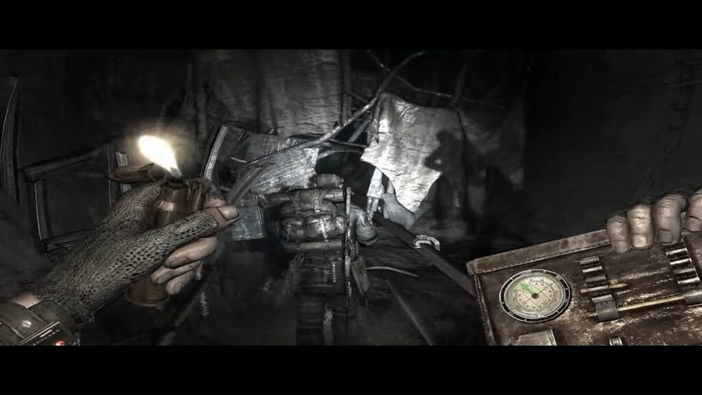 is metro 2033 tunnel